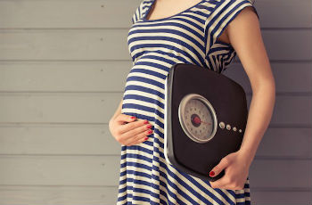 How pregnant women do not gain extra pounds