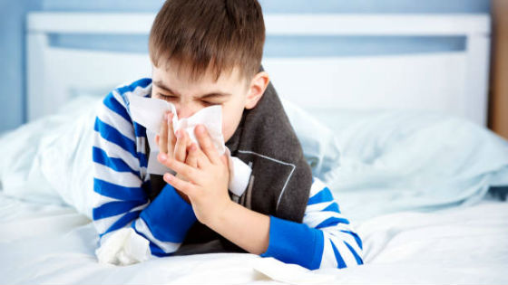 With severe nasal congestion, it is important to ensure proper care