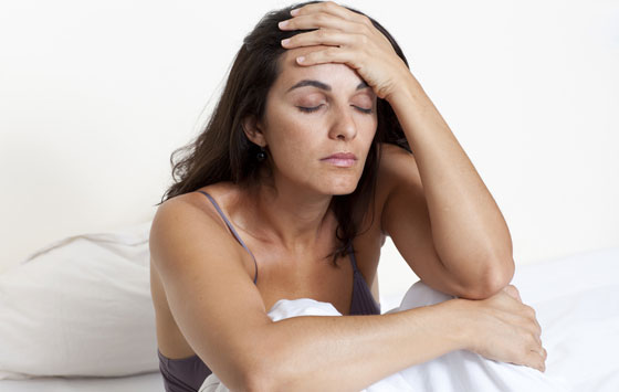 Symptoms of iron deficiency: fatigue, weakness, drowsiness
