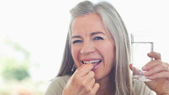 Vitamins to ease the symptoms of menopause