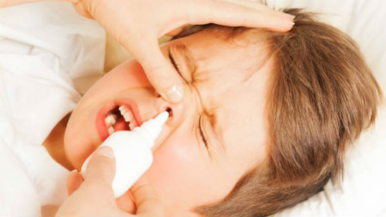 In the treatment of rhinitis, the drugs prescribed by the doctor are used